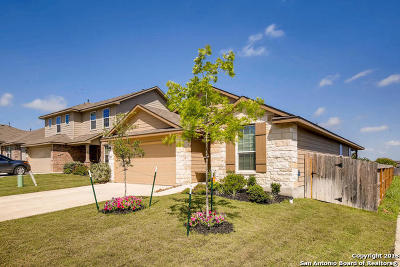 San Antonio Single Family Home Back on Market: 11507 Tiger Woods