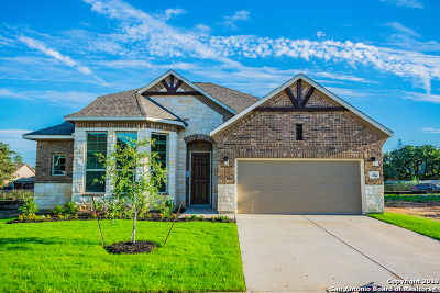 San Antonio Single Family Home For Sale: 3706 Avia Oaks