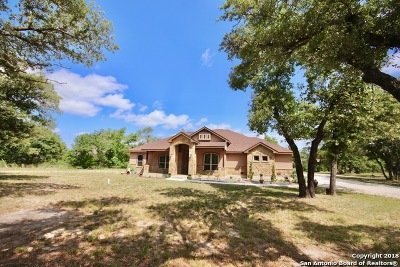 Floresville TX Single Family Home For Sale: $355,000