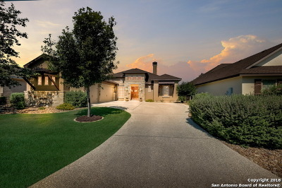 Fair Oaks Ranch Single Family Home For Sale: 29915 Cibolo Run