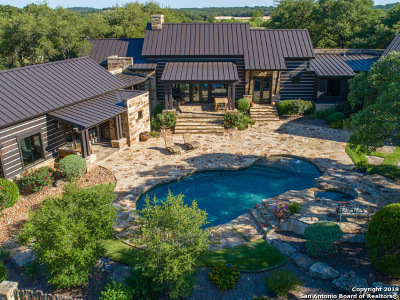Comal County Farm & Ranch For Sale: 30350 Ralph Fair Rd