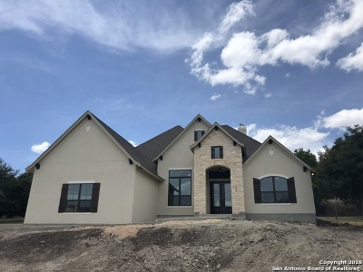 Medina County Single Family Home Back on Market: 200 River Bluff