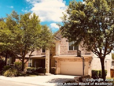 Cibolo Canyons Single Family Home Price Change: 24106 Briarbrook Way
