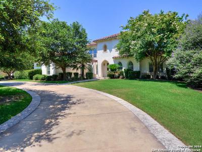 San Antonio Single Family Home For Sale: 17 Champions Way