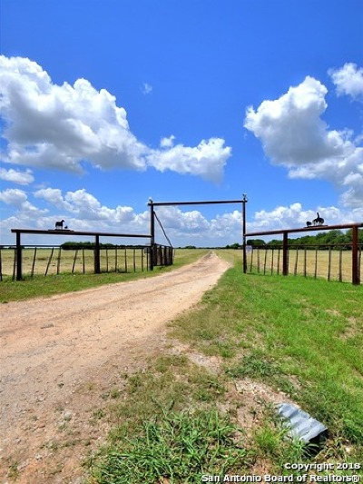 Cibolo Farm & Ranch For Sale: 000 Lower Seguin Rd