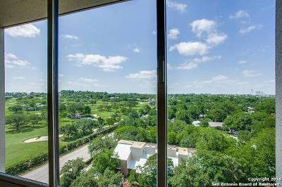 San Antonio Condo/Townhouse Back on Market: 4001 New Braunfels Ave #708