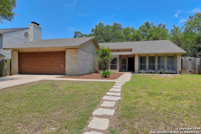San Antonio Single Family Home For Sale: 5847 Lost Creek St
