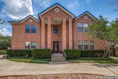San Antonio Single Family Home Back on Market: 13211 Creek Mist