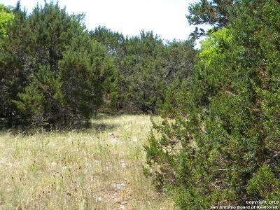 Bulverde Residential Lots & Land For Sale: Lot 721 Circle Oak Dr