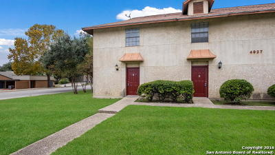 San Antonio Multi Family Home For Sale: 4927 Ty Terrace St