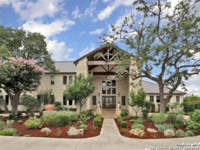 Boerne Single Family Home For Sale: 101 Hunters Cliff