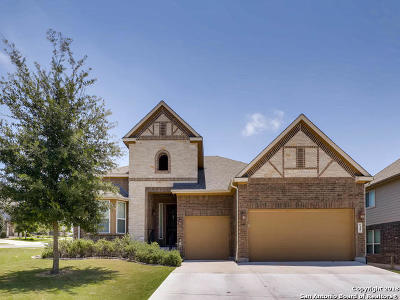 Cibolo Single Family Home Price Change: 648 Cavan
