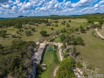 Pipe Creek TX Farm & Ranch For Sale: $1,700,000