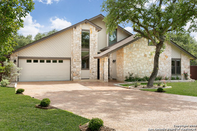 San Antonio Single Family Home Back on Market: 4334 Apple Tree Woods