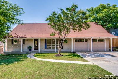 Single Family Home Price Change: 3026 Knight Robin Dr