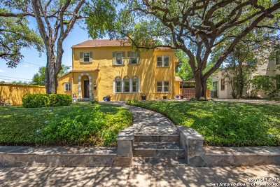 Monte Vista Single Family Home For Sale: 343 W Hollywood Ave