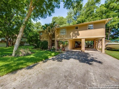 Seguin Single Family Home Back on Market: 444 Turtle Ln
