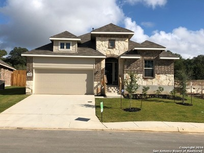 Bulverde Single Family Home Back on Market: 5045 Blue Ivy