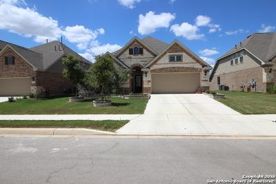 Schertz Single Family Home For Sale: 11623 Blossom Blf