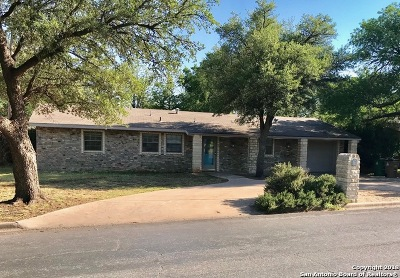 San Angelo Single Family Home For Sale: 2497 Oxford Ave.