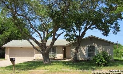 San Antonio Single Family Home Back on Market: 7259 Glen Hill