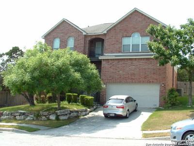 San Antonio Single Family Home For Sale: 3311 Roan Valley
