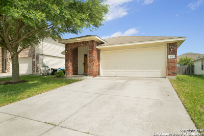Cibolo Single Family Home For Sale: 312 Longhorn Way