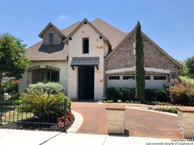 Cibolo Single Family Home Price Change: 924 Laserra