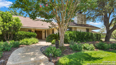 Fair Oaks Ranch Single Family Home For Sale: 31520 Meadow Creek Trail