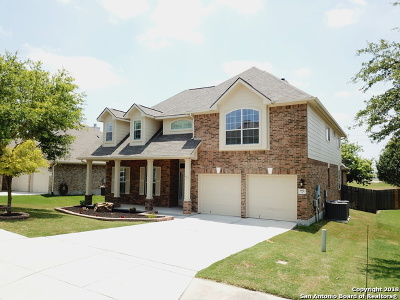 Schertz Single Family Home For Sale: 962 Oak Park
