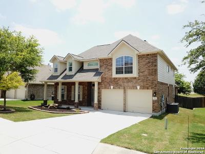 Schertz Single Family Home Price Change: 962 Oak Park