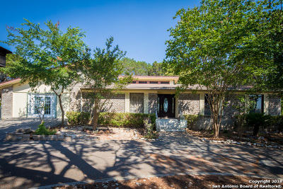 New Braunfels Single Family Home For Sale: 1110 Madeline St