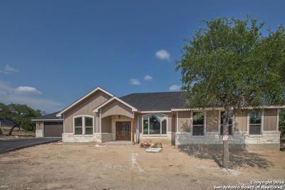 Comal County Single Family Home Back on Market: 319 Stars And Stripes