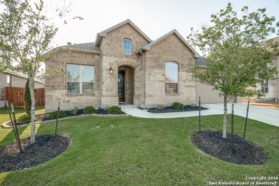 Bulverde Single Family Home For Sale: 30635 Side Saddle Rd