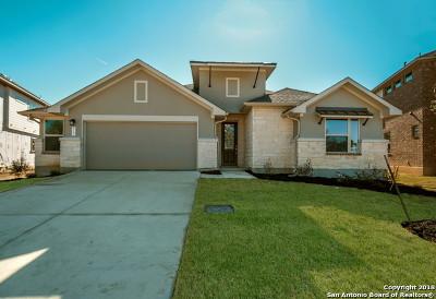 Bulverde Single Family Home For Sale: 31861 Acacia Vista