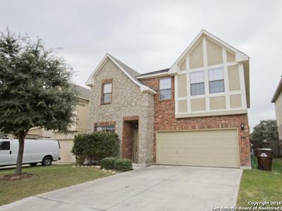 San Antonio Single Family Home For Sale: 13910 Bella Donna
