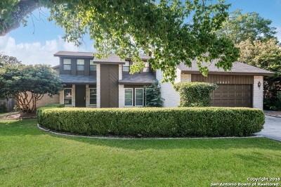 San Antonio Single Family Home Back on Market: 15431 River Bend
