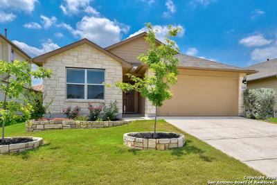 Schertz Single Family Home Price Change: 12218 Bening Vly
