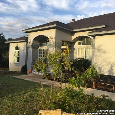 Canyon Lake Single Family Home Price Change: 101 Cielo Vista