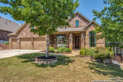 San Antonio Single Family Home For Sale: 16018 Seekers St