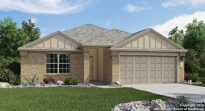 Cibolo Single Family Home Price Change: 246 Hanover Place