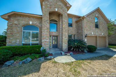 San Antonio Single Family Home For Sale: 130 Impala Trace