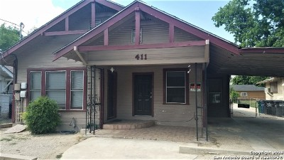 San Antonio Multi Family Home Back on Market: 411 Cincinnati Ave