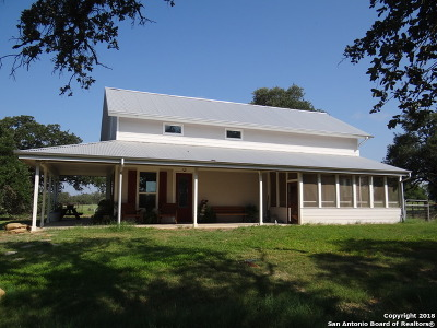 Atascosa County Farm & Ranch For Sale: 415 Applewhite Rd