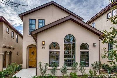 Single Family Home For Sale: 448 E Olmos Dr