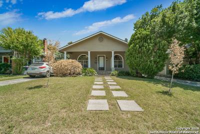 Alamo Heights Rental Price Change: 124 Normandy Ave