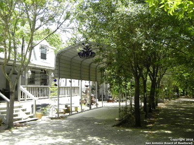 Spring Branch Single Family Home For Sale: 7471 Old Spring Branch Rd