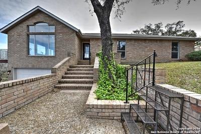 San Antonio Single Family Home For Sale: 27546 Twin Peak St