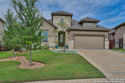 Bulverde Single Family Home For Sale: 3757 Cremini Dr
