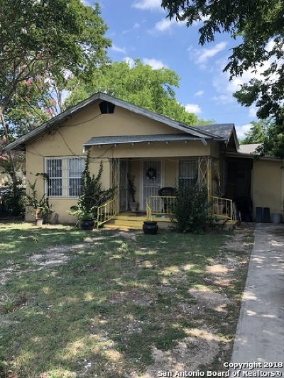 San Antonio Multi Family Home For Sale: 907 Delgado St